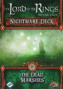 Lord of the Rings : The Card Game - Nightmare Decks - The Dead Marshes